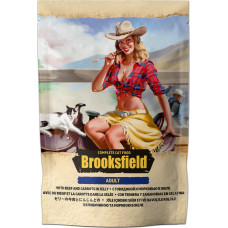 Brooksfield Cat Adult Beef & Carrots in jelly