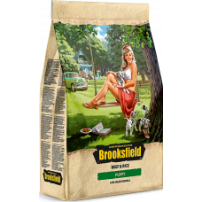 Brooksfield Puppy Beef & Rice