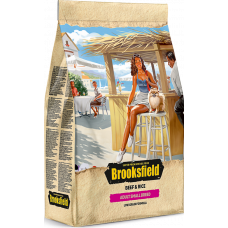 Brooksfield Dog Adult Small Breed Beef & Rice