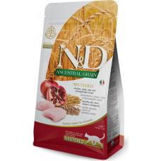 Farmina N&D Ancestral Neutered Cat Chicken&Pomegranate