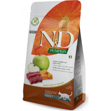 Farmina N&D Pumpkin Adult Cat Venison&Apple