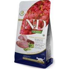 Farmina N&D Quinoa Adult Cat Weight Management Lamb