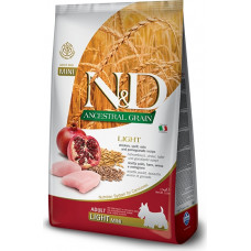 Farmina N&D Ancestral Adult Dog Mini Light Chicken&Pomegranate