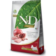 Farmina N&D Prime Adult Dog Mini Chicken&Pomegranate