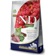 Farmina N&D Quinoa Adult Dog Digestion Lamb