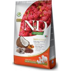Farmina N&D Quinoa Adult Dog Skin&Coat Herring