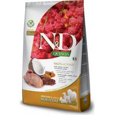 Farmina N&D Quinoa Adult Dog Skin&Coat Quail
