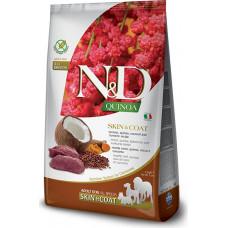 Farmina N&D Quinoa Adult Dog Skin&Coat Venison