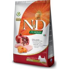 Farmina N&D Pumpkin Adult Dog Mini Chicken&Pomegranate