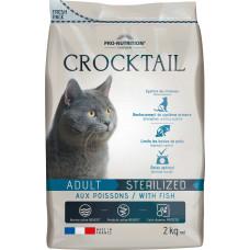 Flatazor Cat Crocktail Adult Sterilised with Fish