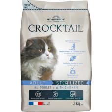 Flatazor Cat Crocktail Adult Sterilised with Chicken
