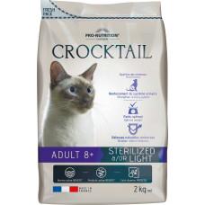 Flatazor Cat Crocktail Adult 8+ Sterilised &/Or Light