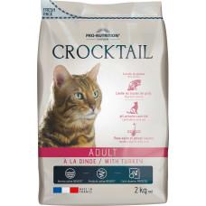 Flatazor Cat Crocktail Adult Cat with Turkey