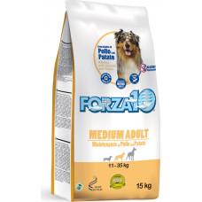 Forza 10 Medium Adult Maintenance Chicken and Potato
