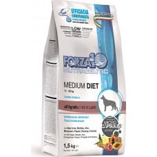 Forza 10 Medium Diet Lamb