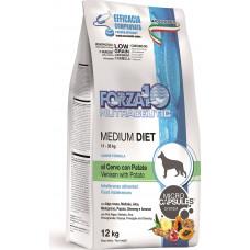 Forza 10 Medium Diet Venison with Potato