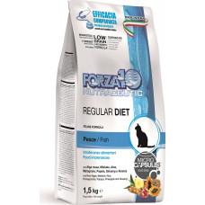 Forza 10 Cat Regular Diet Fish