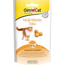 Gimcat Multi-Vitamin Tabs