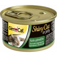 GimCat Shiny Cat (цыпленок + ягненок)