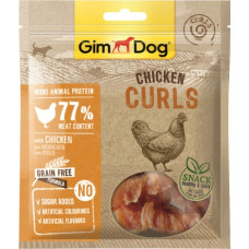 GimDog Chicken Curls
