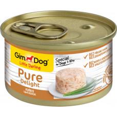 GimDog Pure Delight (цыпленок)