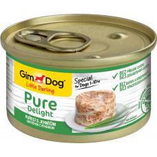 GimDog Pure Delight (цыпленок + ягненок)