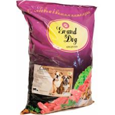 Grand Dog Lion для средних и крупных пород с ягненком