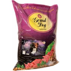 Grand Dog Lion для средних и крупных пород на рыбной основе