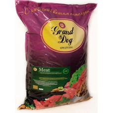 Grand Dog Meat для щенков с кусочками мясопродуктов говяжьих (легкое и рубец)