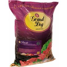 Grand Dog Meat для средних и крупных пород с кусочками мясопродуктов бараньих (легкое и рубец)