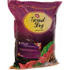 Grand Dog Meat для щенков с кусочками мясопродуктов бараньих (легкое и рубец)