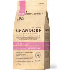 Grandorf Kitten Lamb & Brown Rice
