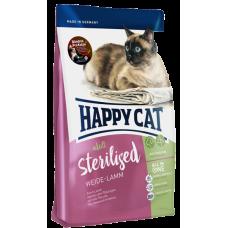 Happy Cat Adult Sterilised Weide-Lamm