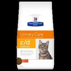 Hill's Prescription Diet Feline Urinary Care c/d Multicare Chicken
