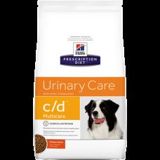 Hill's Prescription Diet Canine Urinary Care c/d