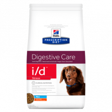 Hill's Prescription Diet Canine Digestive Care i/d Stress Mini Chicken