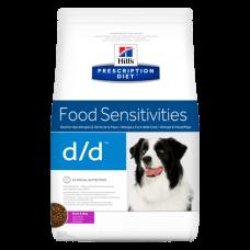 Hill's Prescription Diet Canine Food Sensitivities d/d Duck & Rice