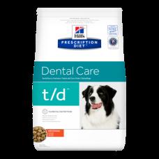 Hill's Prescription Diet Canine Dental Care t/d Chicken