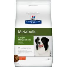Hill's Prescription Diet Canine Metabolic Weight Management Chicken