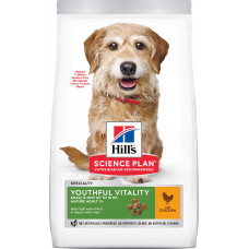 Hill's Science Plan Canine Youthful Vitality Mature Adult 7+ Small & Mini Chicken & Rice