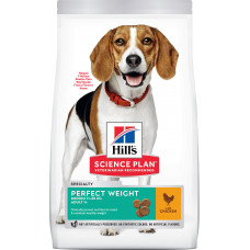 Hill's Science Plan Canine Adult Perfect Weight Medium Chicken