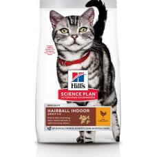 Hill's Science Plan Feline Adult Hairball Indoor Cat Chicken