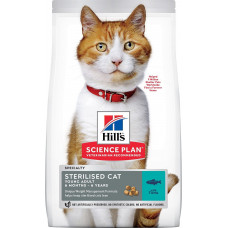 Hill's Science Plan Feline Sterilised Cat Young Adult Tuna