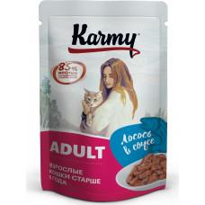 Karmy Adult / Лосось в соусе