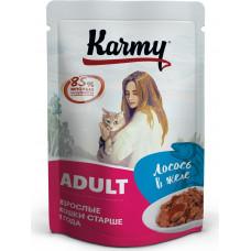 Karmy Adult / Лосось в желе