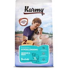 Karmy Hypoallergenic Medium & Maxi / Ягненок