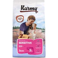 Karmy Sensitive Mini / Лосось