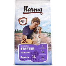 Karmy Starter All Breeds / Индейка