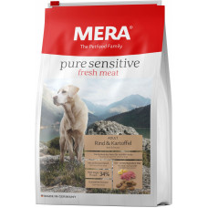 Mera Pure Sensitive Fresh Meat Adult Dog Rind & Kartoffel