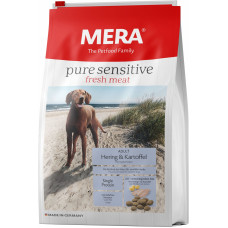 Mera Pure Sensitive Fresh Meat Adult Dog Hering & Kartoffel